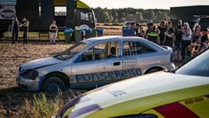 Reuvernaar die inreed op publiek autocross Leende drie maanden langer vast