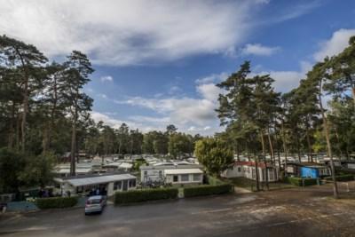 San Lanaco, net over de grens bij Maastricht, meer sociale woonwijk dan camping