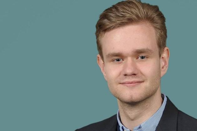 Stijn (21) uit Landgraaf jongste CDA-fractieleider van Nederland