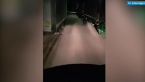 Video: Bedrijven zijn overlast en gevaar door geparkeerde vrachtwagens helemaal beu