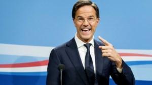 Premier Rutte: Geen 'ja' tegen Brexitplan Johnson