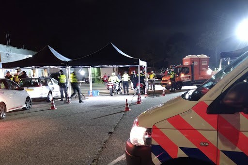 Massale actie in strijd tegen criminaliteit in Blerickse wijk Vastenavondkamp
