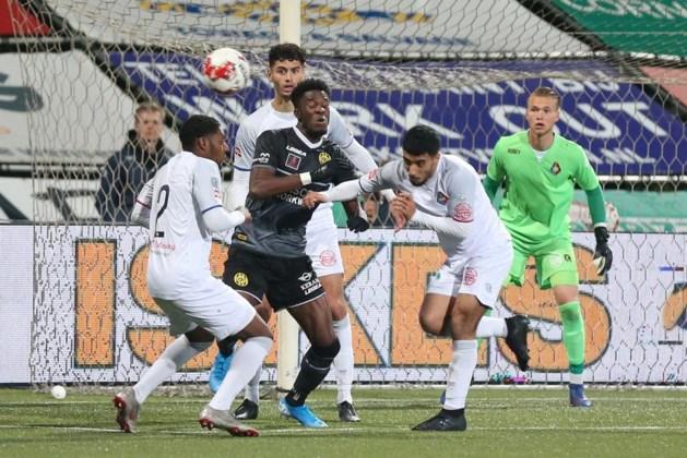 Roda sluit turbulente week af met welkome overwinning