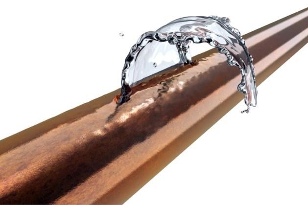Spoedvervanging waterleiding Horn zorgt voor verkeershinder