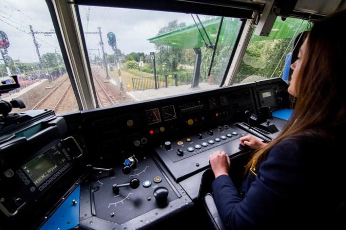 NS gaat testen met trein op de automatische piloot
