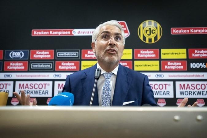Garcia de la Vega ziet af van aandelenovername Roda JC