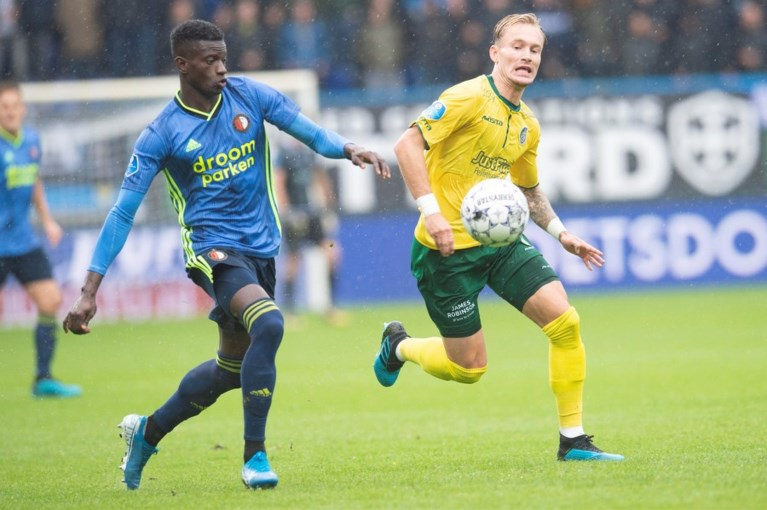 Droommiddag voor Fortuna met winst op Feyenoord in eigen huis