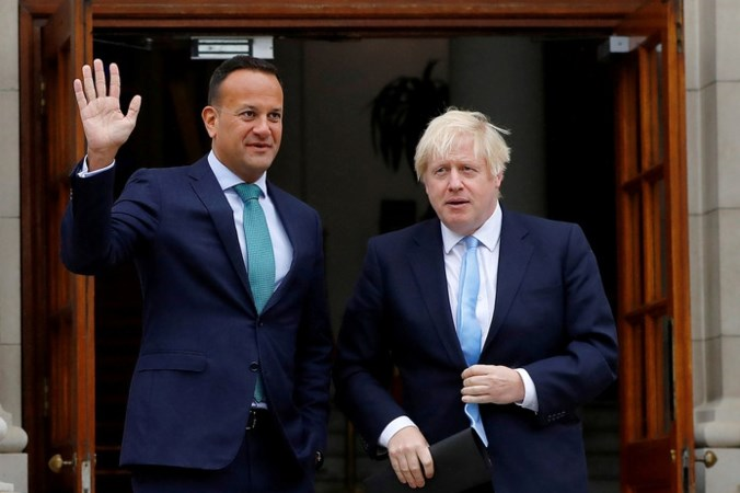 Johnson: Brexit hoe dan ook op 31 oktober