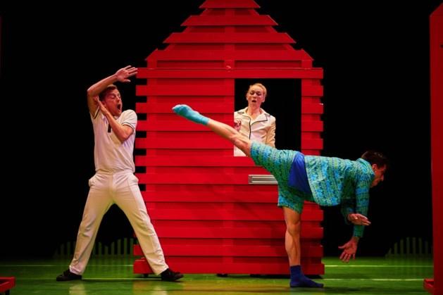 Cabaret en familievoorstelling in het Munttheater