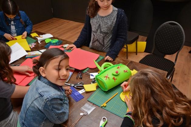 Knutselworkshop voor kids in Museum van de Vrouw