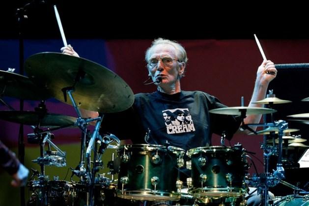 Cream-drummer Ginger Baker overleden