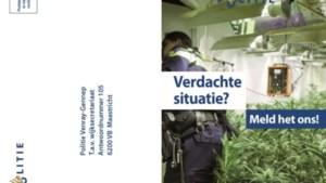 Politie in Noord-Limburg introduceert meldingenkaart