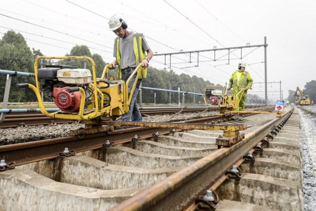 In herfstvakantie geen treinen tussen Heerlen en Maastricht