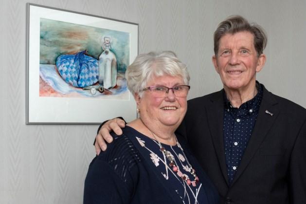 Diamanten paar Frans en Anny Steffann straalt nog steeds van geluk