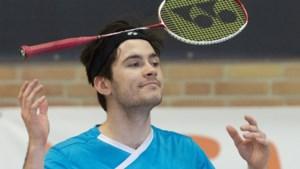 Hartprobleem houdt badmintonner Nico Hermans (23) aan de kant bij Roosterse