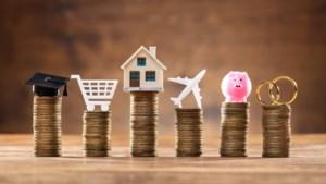Geld lenen wordt alsmaar goedkoper