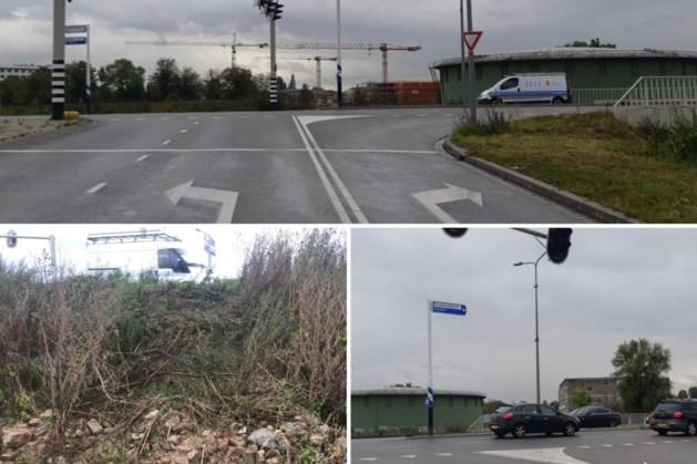 Automobilist vlucht via fietspad na ongeval in Maastricht