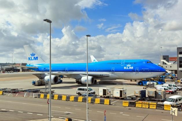 Staking: lunchpakket mee op Europese KLM-vluchten