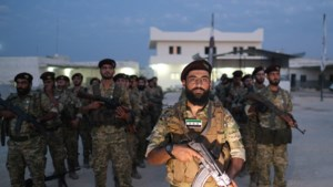 Turkse inval in Noordoost-Syrië is begonnen