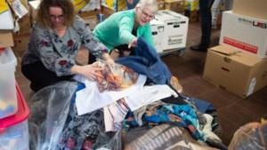 Kledingbank Geleen dringend op zoek naar winterjassen