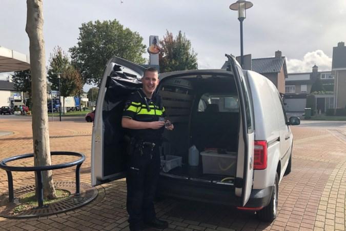 Politie lokt reacties uit met xtc-bus maar niemand reageert