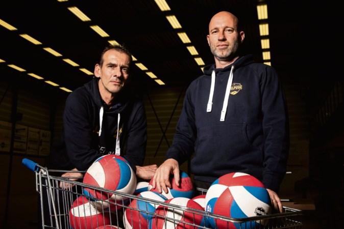 Eredivisie volleybal van start: Peelpush-trainer Johan Leenders is elke dag in de sporthal