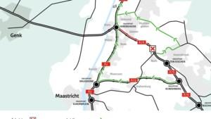 Overlast voor verkeer door avond- en nachtwerkzaamheden op A76