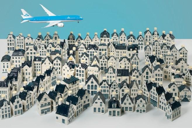 Van Batavia tot Bangkok: 100 jaar KLM in 10 voorwerpen