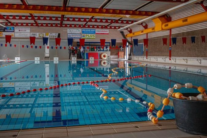 Oorzaak brand De Berkel niet achterhaald, Horster zwembad draait donderdag weer op eigen stroom