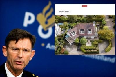 Vertrek leverde oud-politiechef Bernard Welten 150.000 euro op