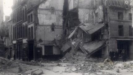 Fatale bommen op Venlo: 'Niet eentje viel op de brug, dat vond ik zo gek'