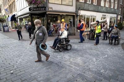 Hoe toegankelijk is de Roermondse binnenstad voor mensen met een beperking?