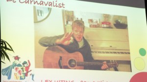 Limburgse carnavalsbond benoemt Lex Uiting tot 'Carnavalist'