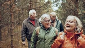 Herfstwandeling van seniorenvereniging Schinnen