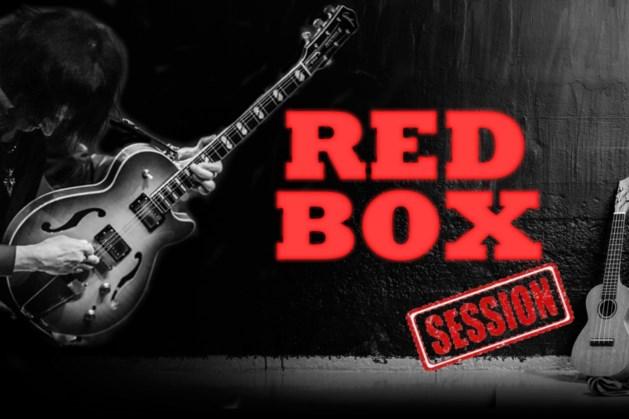 Meer (pop)muziek in Venray met Red Box Session