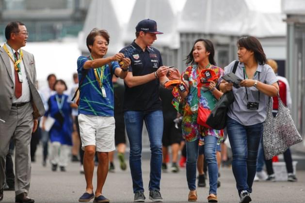 Zaterdag geschrapt bij GP Japan, kwalificatie op zondag