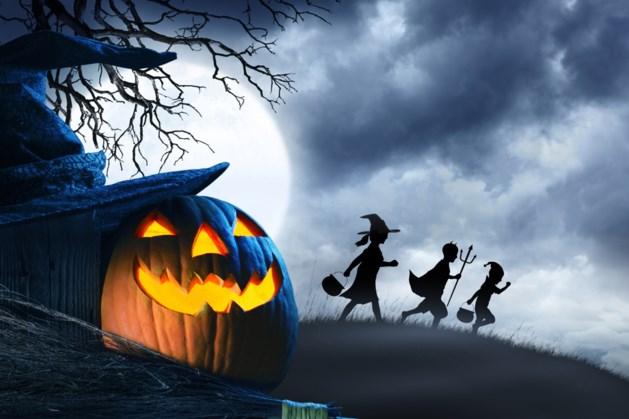 Halloween speurtocht in Gronsveld voor kinderen