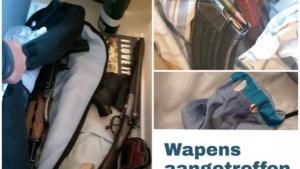 Heerlenaar met kalasjnikov en drugs in huis zit nog twee weken vast