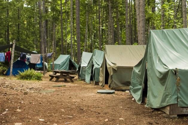 Expeditie Joti bij scouting in Simpelveld