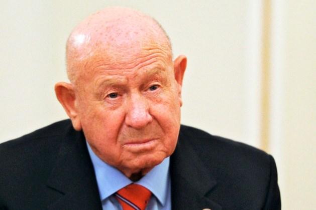 Eerste ruimtewandelaar Leonov (85) overleden