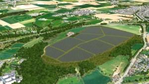 Groot zonnepark op Emmaberg tussen Valkenburg en Hulsberg van de baan