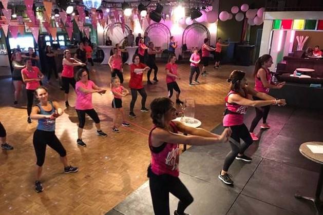 Dansen, sporten en zweten voor het goede doel