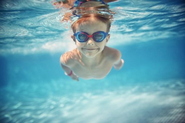 Zwemvierdaagse in zwembad De Bronspot in Brunssum