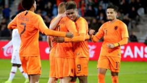 Debutant Boadu leidt Jong Oranje naar knappe zege op Portugal