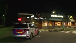 Mannen met bivakmutsen overvallen McDonald's Kerkrade