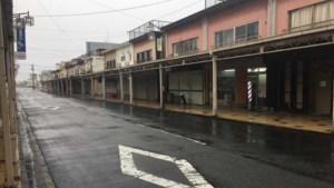 'Japanners werken onverstoorbaar door tyfoon Hagibis heen'