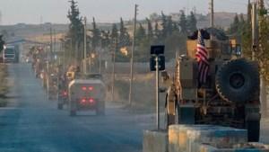 Turken beschieten Amerikaanse troepen in Syrië