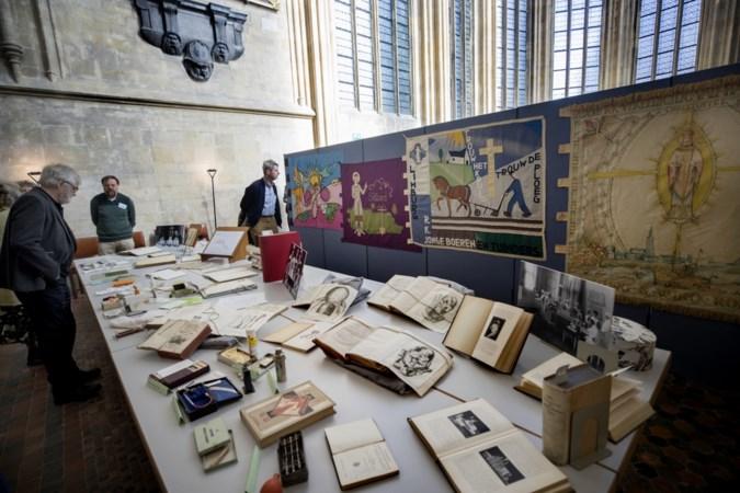 Zeventig jaar 'legoën' met de Limburgse geschiedenis in het Sociale Regionaal Centrum