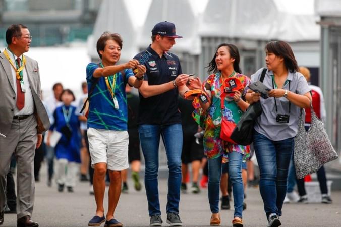 Max is Big in Japan: 'Hij is een held hier'