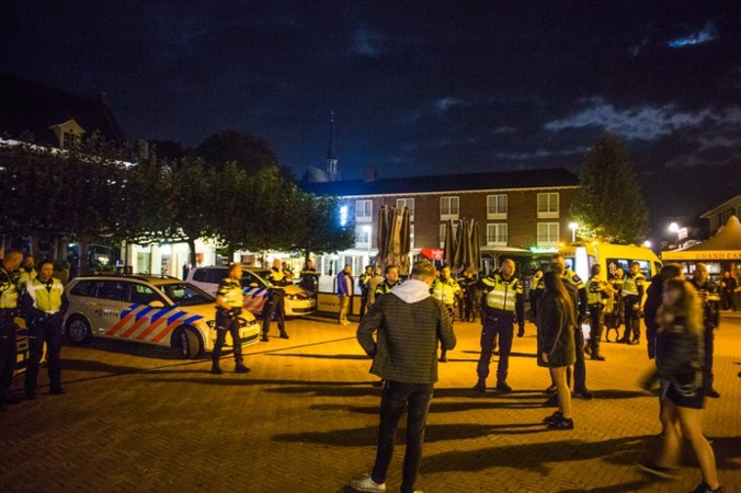 Burgemeester geschrokken: 'Ruziemakers kwamen speciaal naar Doetinchem om te vechten'